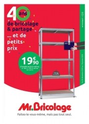 Catalogue Mr.Bricolage Coulommiers