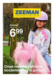 Catalogue Zeeman Tourcoing