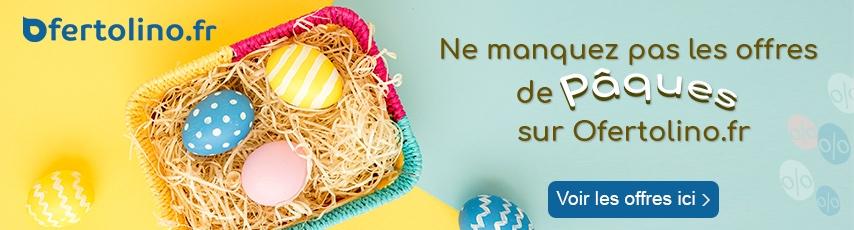 Offres de Pâques pour toute la famille !